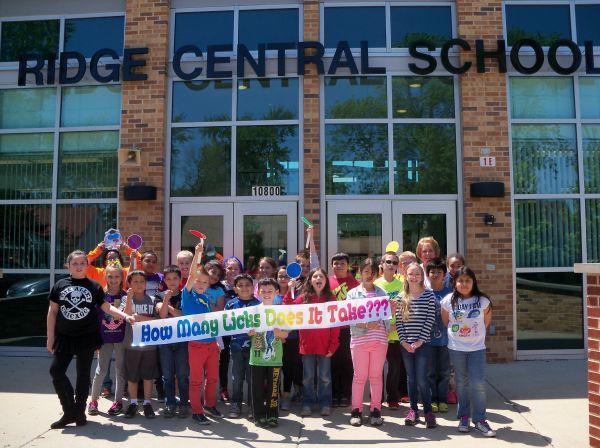 Ridge Central's Third Grade
