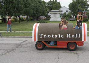 Tootsie Roll on Parade!