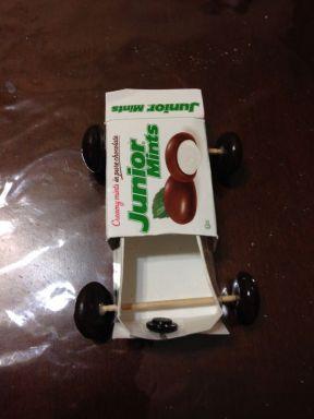 Junior Mint Car