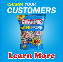 Charms Mini Pops Learn More