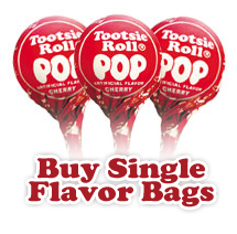 Buy Tootsie Pops Single Flavors