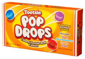 NEW Tootsie Pop Drops
