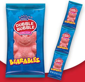 Dubble Bubble Bearables