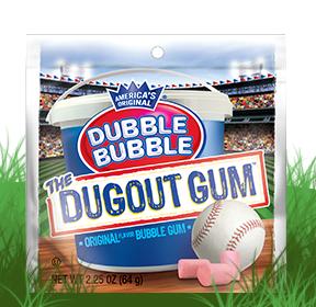Dugout Gum Pouch
