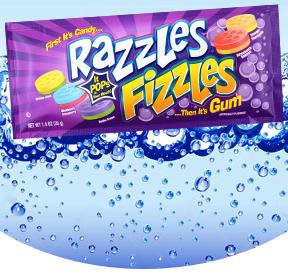 Razzles Fizzles