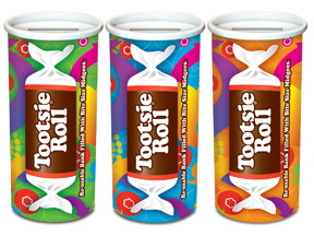 New Tootsie Roll Assortment Of Banks You Can Trust!