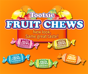 Fruit Chews Has A New Look!