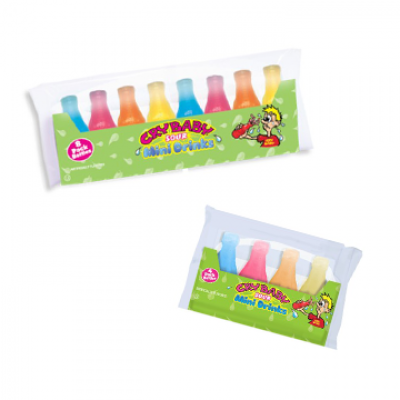 Cry Baby Extra Sour Drinks
