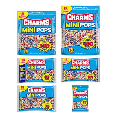 Charms Mini Pops