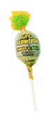 Charms Super Blow Pops Banana Apple Flavor