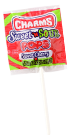Charms Sweet And Sour Pops Cherry 'N Apple Flavor