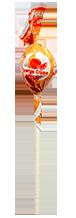 Charms Mini Pops Orange Creme Flavor