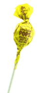 Tootsie Pop Minis Banana Flavor