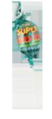 Charms Super Blow Pops Watermelon Flavor