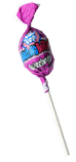 Charms Blow Pops Crazzberry Flavor