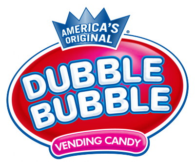 Group of Dubble Bubble Vending Candy; Tootsie Roll products