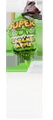 Charms Super Blow Pops Caramel Apple Flavor