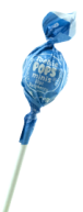 Tootsie Pop Minis Blue Raspberry Flavor