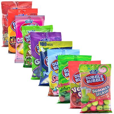 Dubble Bubble Individual Flavor Gum