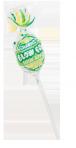 Charms Blow Pops Sour Apple Flavor