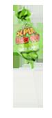 Charms Super Blow Pops Sour Apple Flavor