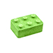 Candy Blox Lime Flavor