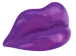 Wax Lips Grape Flavor
