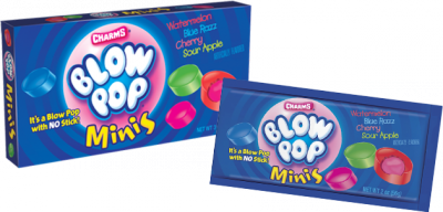 Charms Blow Pop Minis