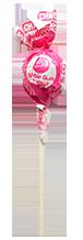 Charms Mini Pops Bubble Gum Flavor