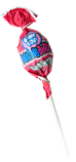 Charms Blow Pops Raspberry Flavor