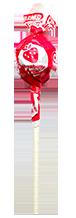 Charms Mini Pops Strawberry Flavor