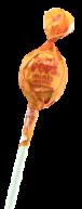 Tootsie Pop Minis Tangerine Flavor