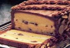 Andes Cassata (Pound Cake)