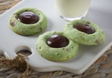 Andes Crème De Menthe Cream Cheese Buttons