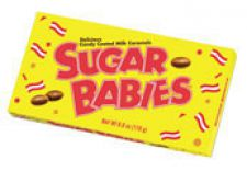 Sugar Babies Molasses Cookies