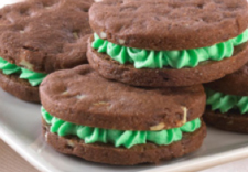 Andes Chocolate Mint Sandwich Cookies