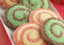 Andes Pinwheel Cookies
