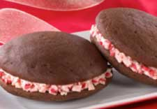 Andes® Peppermint Crunch Whoopies Pies