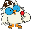 Tootsie Roll Mr. Owl